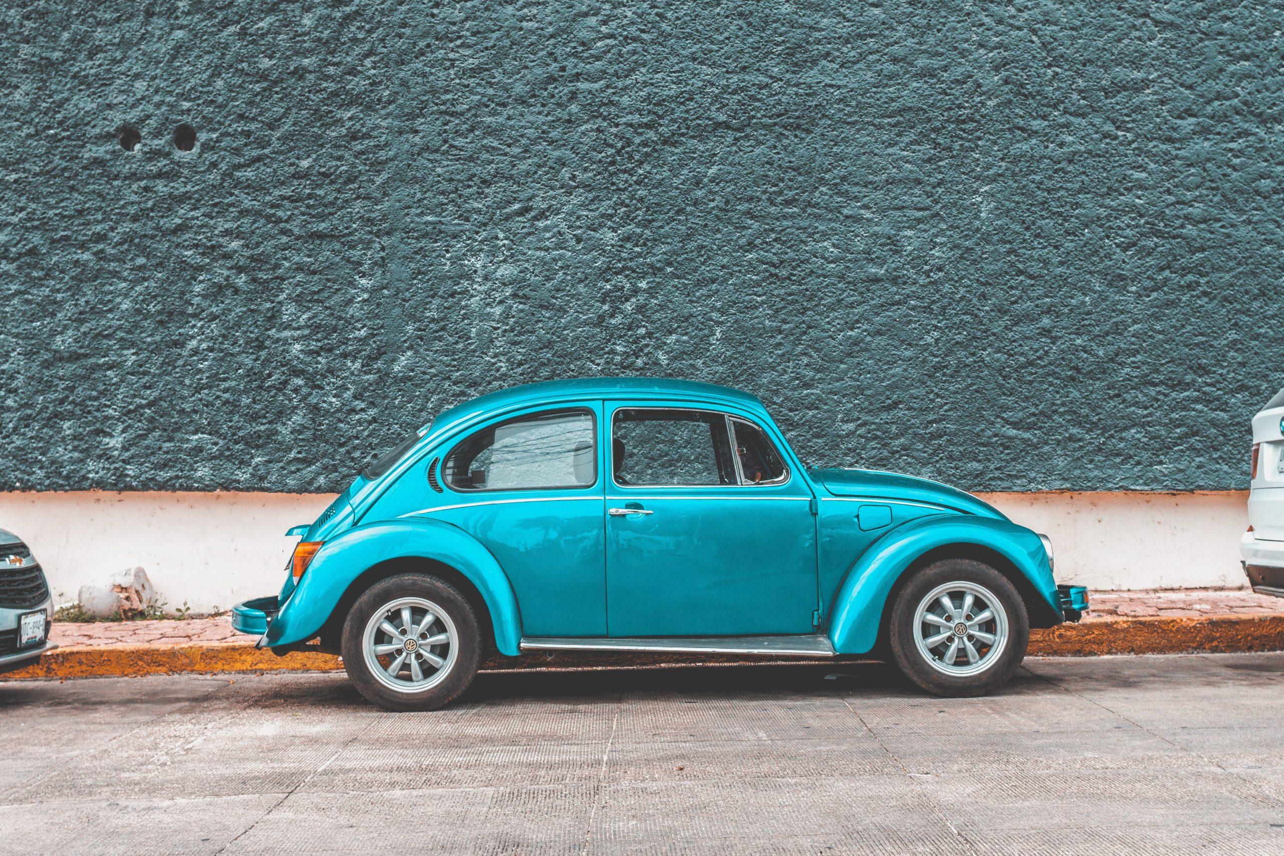 Käfer, Auto