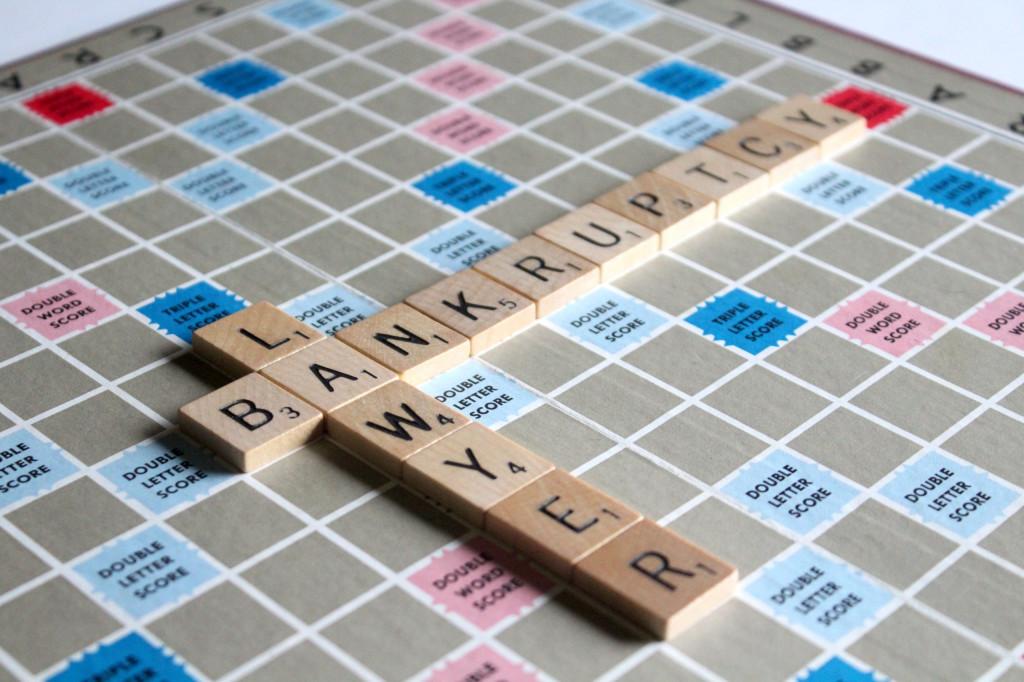 """Scrabble """"Lawyer"""""""