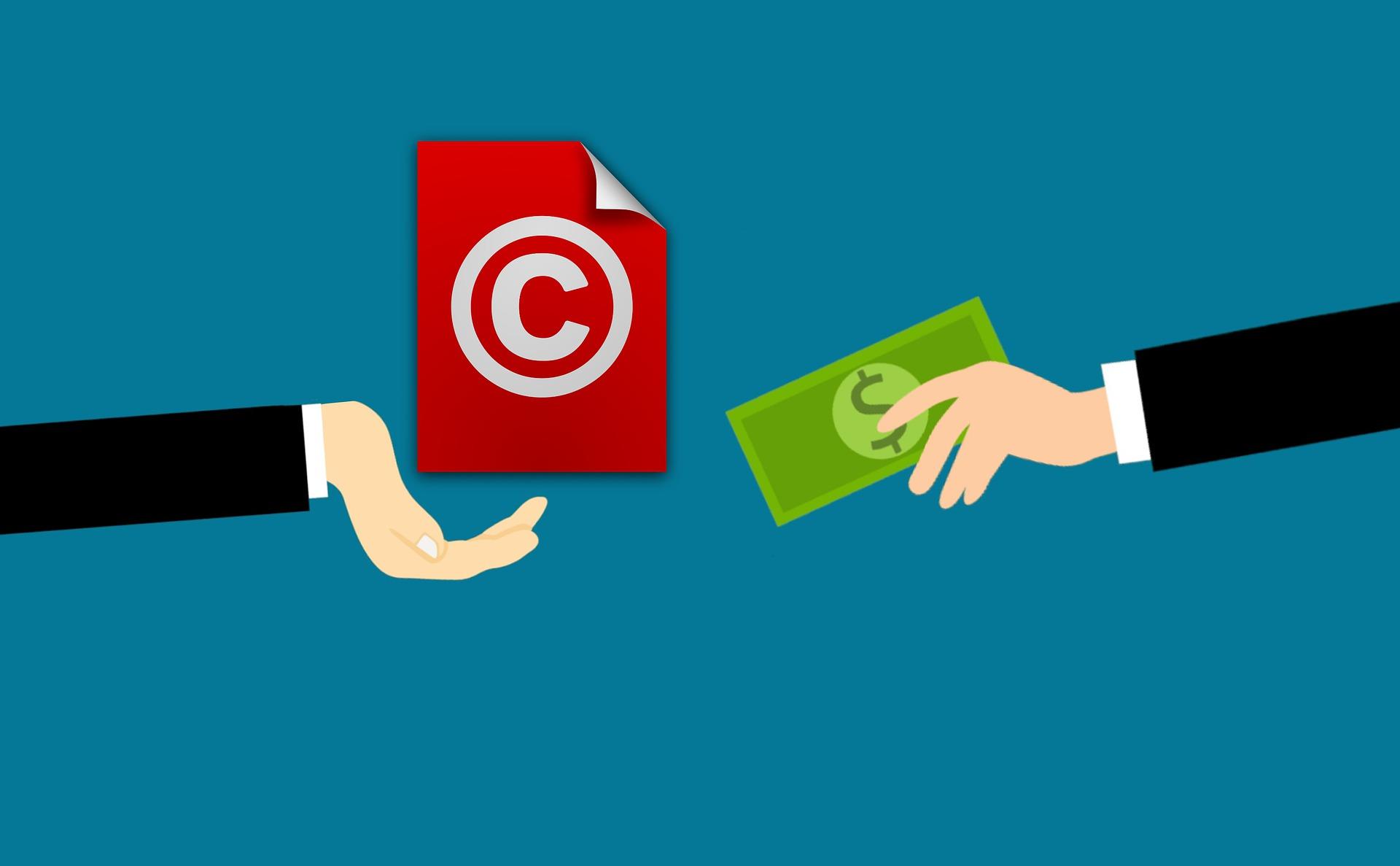 Copyright Vertrag